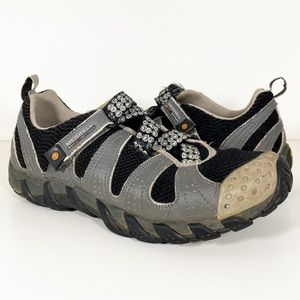 merrell sandals size 10 black lilith